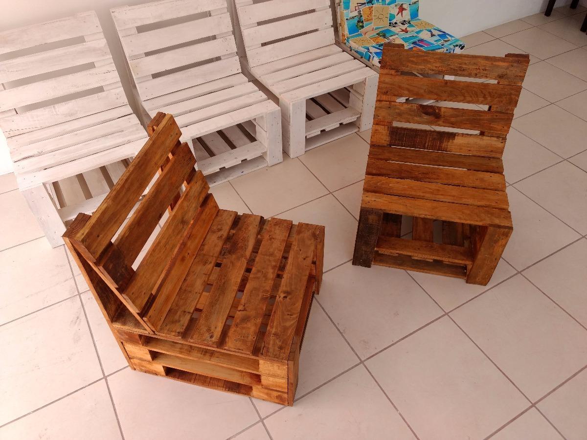 Sillon tipo pallet sala modular mueble de tarima for Tipos de muebles de madera para sala