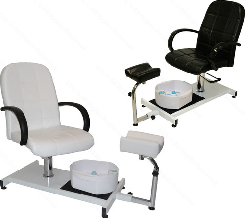 Sillon y silla para pedicura econ mica y completisima for Sillas para hacer pedicure