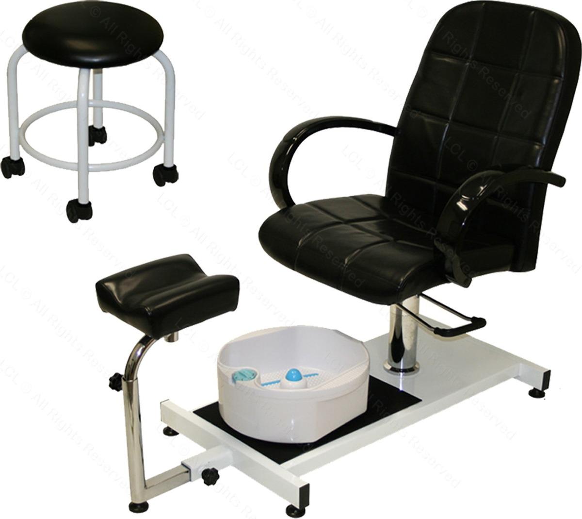 Sillon y silla para pedicura econ mica y completisima for Sillas comodas y economicas