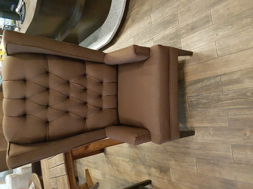 sillones capitoneados, sillas, mesas para cafetería u hogar