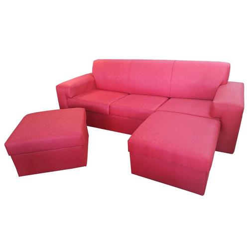 Sillones chaise longue minimalista sofa 3 cuerpos gh for Sofa minimalista