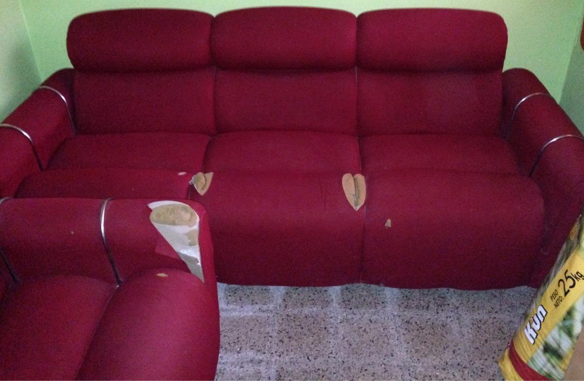 Tres y dos sofas cheap muebles sofa de tres y dos puestos for Sillones de tres cuerpos