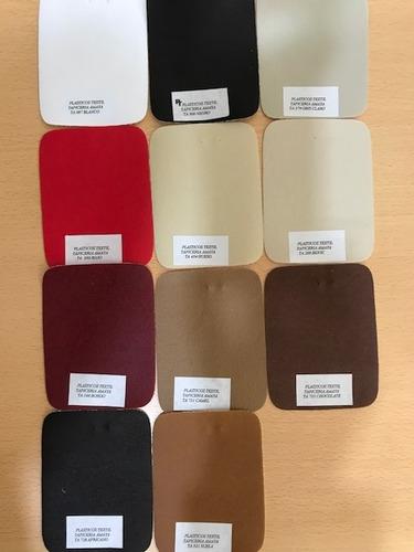 sillones esquineros 3 cuerpos puff tapizado chenille premium