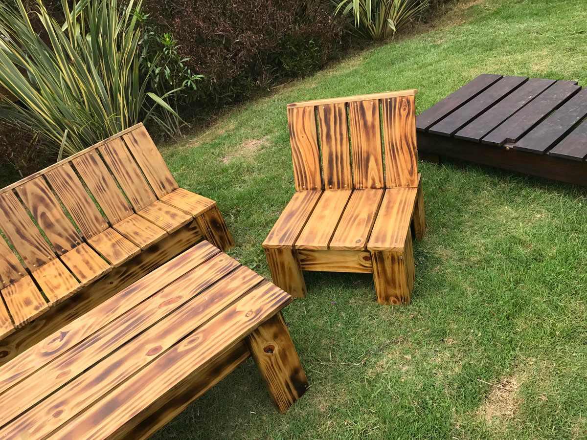 Sillones de jardin top vendo cuatro sillones jardin with - Sillones para jardin exterior ...