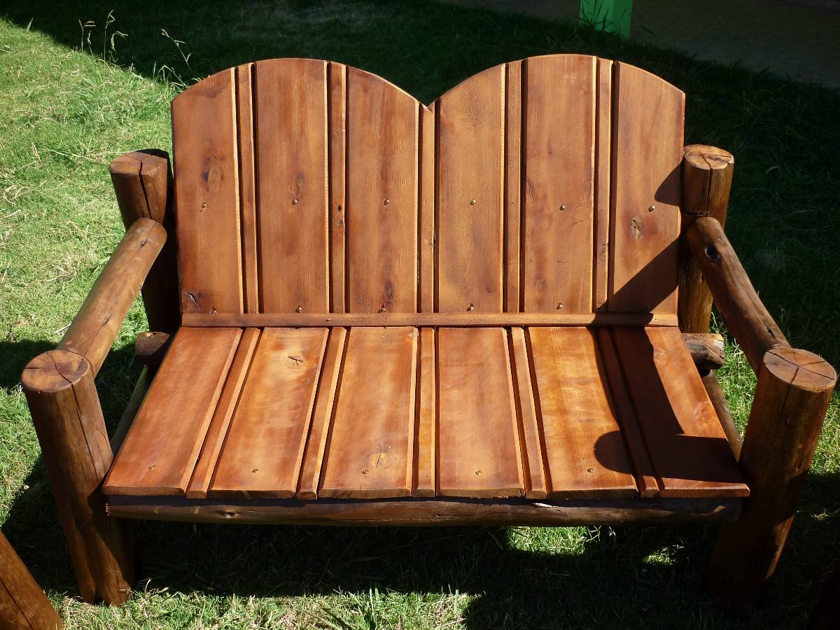Sillones madera tratada para exterior en - Madera tratada exterior ...