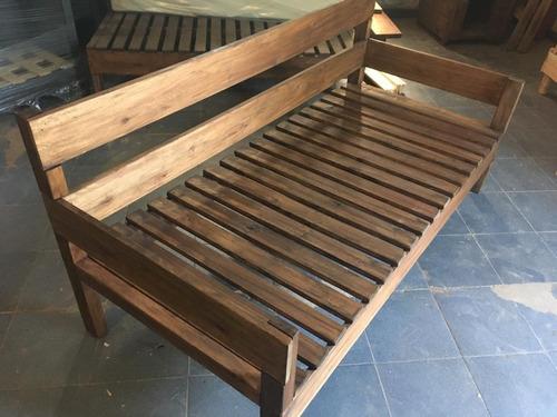 sillones maderhorus th 180 camastros jardin madera