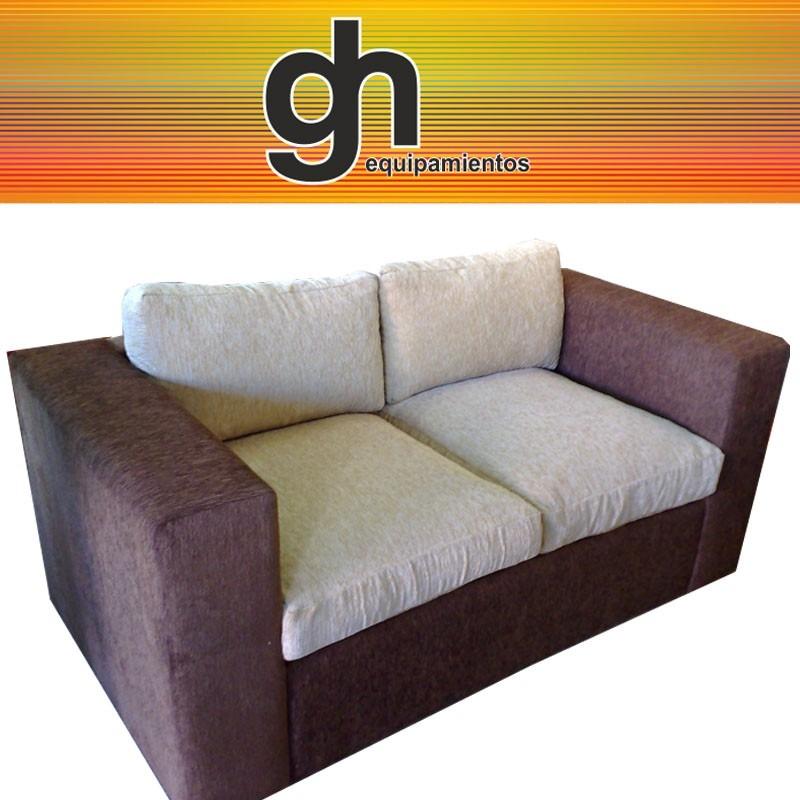 Sillones Rectos Minimalistas Sofa Moderno Para Living
