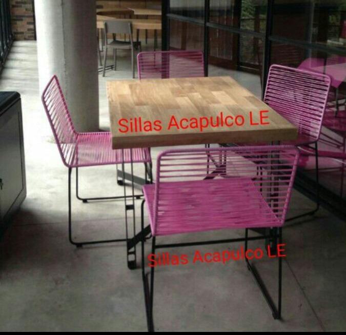 Sillones Sillas Comedor Cocina Fabrica - $ 3.999,00 en Mercado Libre