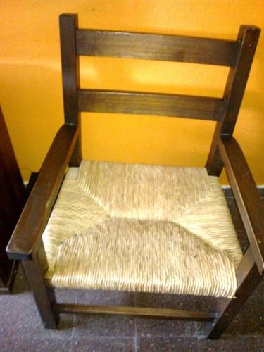 sillones sillas restauracion..