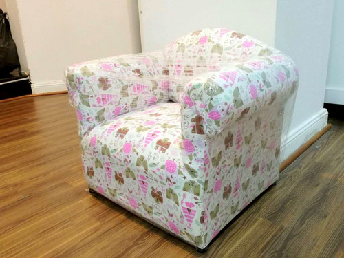 sillones sillitas sofa infantiles pique 1 cuerpo