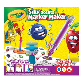 Silly Scents Marker Maker Crayola
