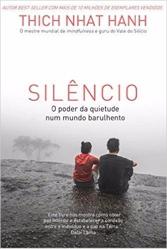 silêncio livro thich nhat hanh - frete 12 reais