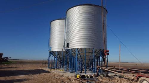 silo cono aéreo de 5 toneladas hasta 120 toneladas