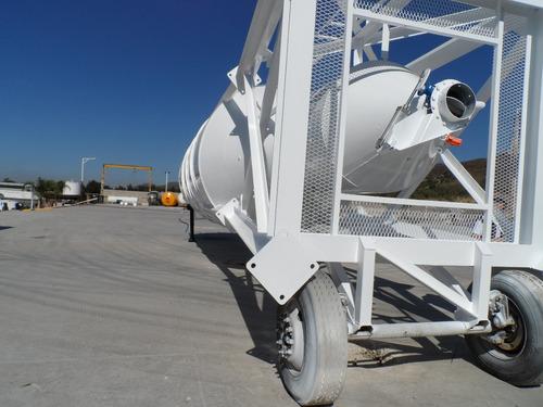 silo  de 60 toneladas portátil br660  2018 *1782