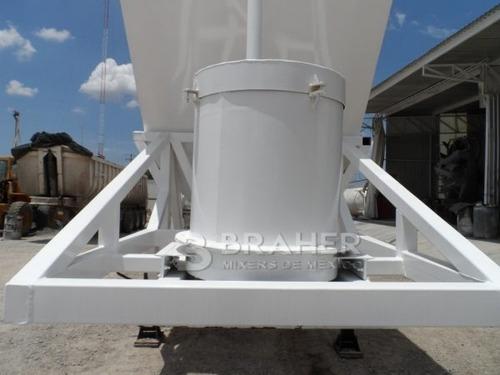 silo movil 45 toneladas  para almacenar cemento 2020  br450