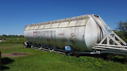 silo movil  indumix 130 tns