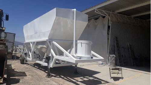silo para cemento, concretera, mezclador