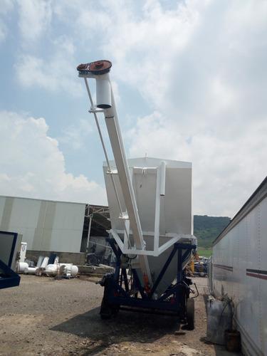 silo para cemento planta concretera dosificadora mezclador