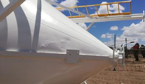 silo para cemento vertical fijo 50 toneladas