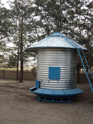 silocomedero 12 toneladas  (  2 - 6 - 12 - 18 toneladas )