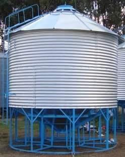 silos aereos de 17 tn