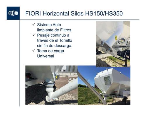 silos para abastecer autohormigonera y mixer hormigonero