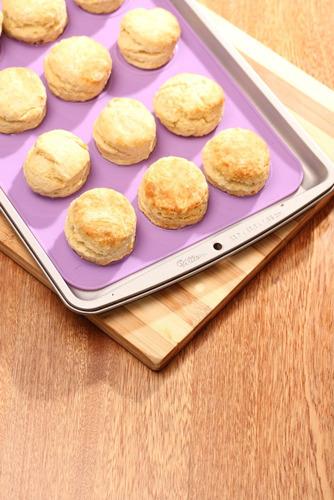 silpat mat de silicon para hornear macarons galletas fda