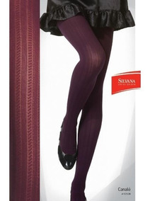cd3c1be6f Silvana Medias Can Can Panty Medibachas Canale 9225cn