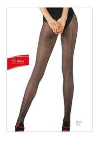0c2812bc8 Silvana Medias Panty Can Can Medibachas Fantasia Tango 7835t