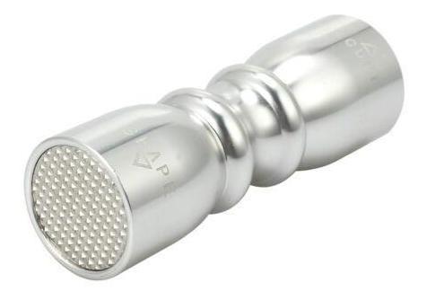 silver - 3 en 1 billar pool cue punta shaper / scuffer/-3259