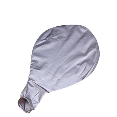 silver - 36 pulgadas grande látex globos fiesta suminis-4868