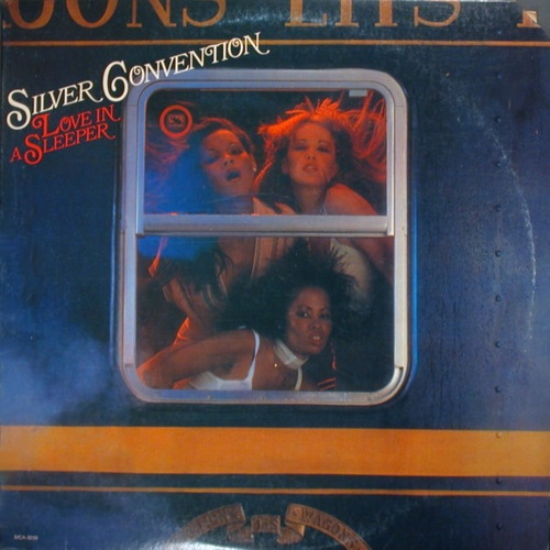 silver convention ?  lp   love in a sleeper