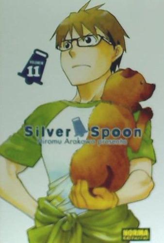 silver spoon 11(libro shonen (acción - juvenil))