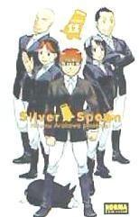 silver spoon 12(libro )