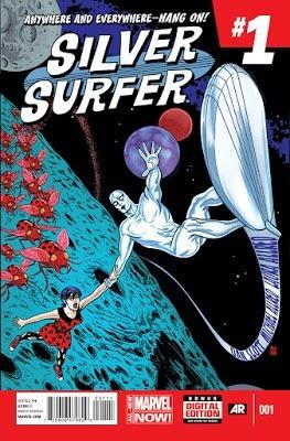 silver surfer vol 7 cómics digital español
