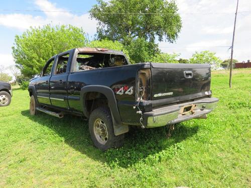 silverado 2006 4x4 diesel baja total por partes!