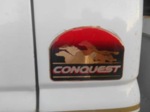 silverado conquest 4.2 diesel turbo