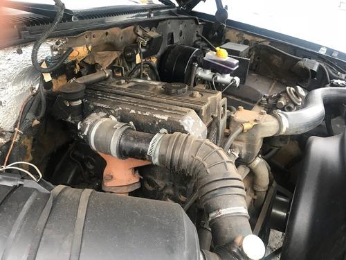 silverado diesel 4 cilindros