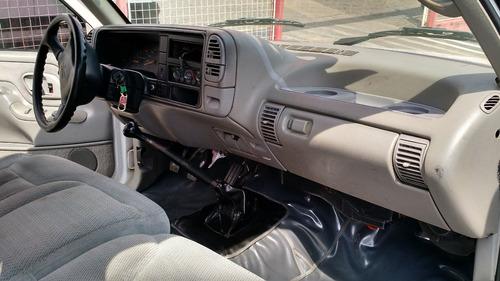 silverado dlx 4.1 6cc 98/98 carroceria negrini utilitários