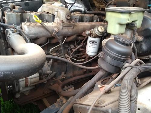 silverado dlx mwm 6 cilindros