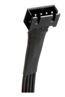 silverstone technology lsb01 - foco led de 8 puertos con 2