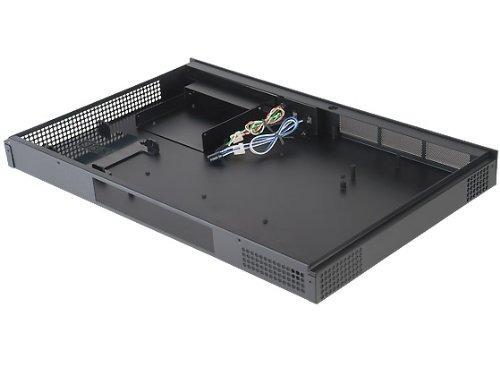 silverstone tek thin mini-itx media center para placa madre