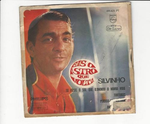 silvinho 1968 o idolo - compacto ep 48