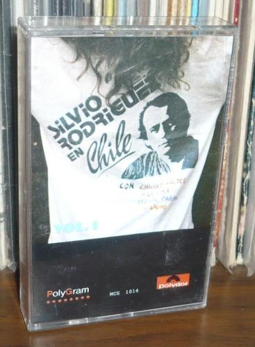silvio rodriguez cassette en chile volumen 1 kct