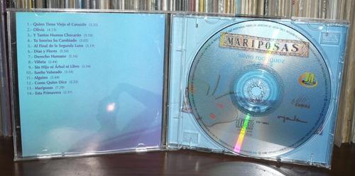 silvio rodriguez cd mariposas