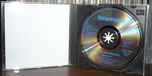 silvio rodriguez cd silvio fonomusic españa