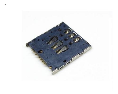 sim card slot sony xperia t lt30 lt30i  - conector do chip