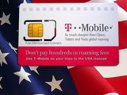 sim card t-mobile para viajeros a estados unidos
