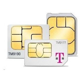 Sim Chip Cricket T Mobile, Sprint  Metropcs, Verizon, Sprint