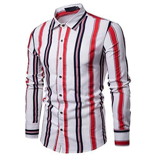 3da29cc42f2 Simayixx Camisas Para Hombres Ropa Para Hombre Grande Y ...